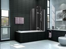 6mm Glas Duschwand F 252 R Badewannen Badewannenaufsatz