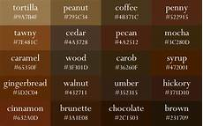 image result for brown color names brown color names brown color palette color names
