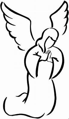 malvorlagen engel liebe engel betet 4 ausmalbild malvorlage religion