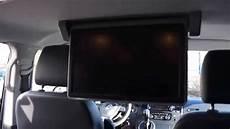 vw t5 multivan rear entertainment system 18 5 zoll hd