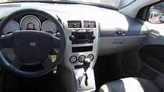 dodge caliber interior 2007 dodge caliber stock l535757 interior