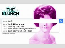 Laura Bush Killed A Guy,'Laura Bush Killed a Guy' gets under former First Lady's skin 2020-11-25