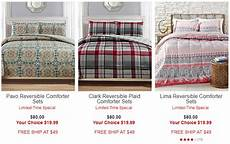 macy s 3 piece comforter sets only 19 99