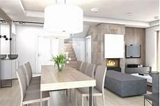 salon z jadalnią jak urządzić salon z jadalnią ciekawe aranżacje ładny dom