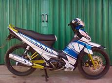 Zr Modifikasi by Modifikasi Motor Zr Gambar Modif Yamaha Zr