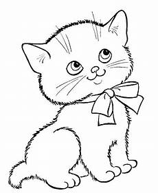 baby kitten coloring pages at getcolorings free