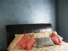Array Of Color Inc Metallic Painted Accent Wall