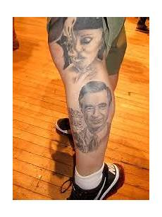 what does mr rogers tattoo mean 45 ideas and designs
