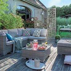 12 salons de jardin quali 224 prix mini terrasse et