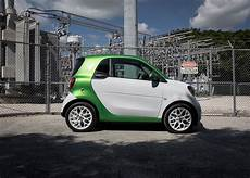 2017 Smart Fortwo Electric Drive Drive Of Electric