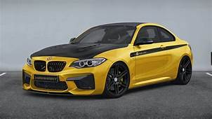 BMW M2 By MANHART Performance To Develop 450 PS