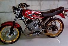 Yamaha Rx King Modifikasi by 50 Gambar Modifikasi Rx King Keren Terbaru Modif Drag