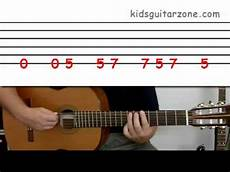 how to play song on guitar guitar lesson 2d beginner summer lovin on one string