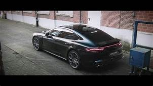 Porsche Panamera 4S Diesel 2017  Brand New And Online At