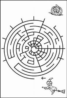 Malvorlagen Labyrinth Bilder Labyrinth Bild Vorlage