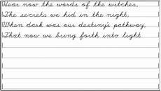 Printable Handwriting Practice Sheets For Preschool