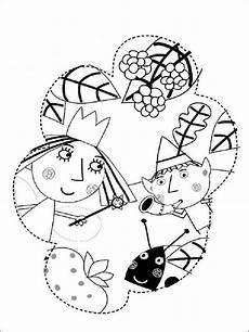 Ben Und Malvorlagen Ig Ben Und Hollys Kleines K 246 Nigreich 5 Ausmalbilder F 252 R