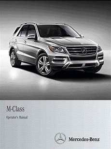 automotive repair manual 2005 mercedes benz m class transmission control mercedes benz m class 2013 owner s manual pdf online download