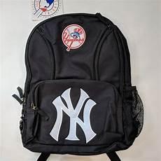 ny yankees bags new york yankees backpack poshmark