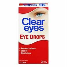 clear eye drops 30ml walmart canada