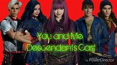 And Me Malvorlagen Lyrics You And Me Lyrics Descendants 2 Cast