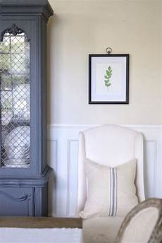 wall color restoration hardware linen trim paint color benjamin dove white paintbox