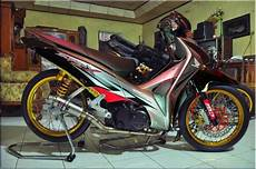 Modifikasi Motor Road Race by Modifikasi Road Race Honda Supra X 125 Thecitycyclist