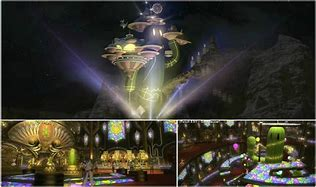 Image result for Gold Saucer FF7