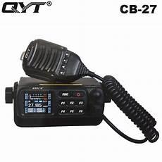 new qyt cb 27 car cb mobile radio citizen band all