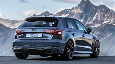 climbing the alps in a 500hp 2018 audi rs3 sportback abt nardo gray black optics etc