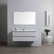 specchio con cassetti mobile bagno 120 cm con lavabo integrato e specchio kv store