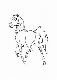 Malvorlagen Spirit Der Wilde Mustang Ausmalbilder F 252 R Kinder Spirit Der Wilde Mustang 4