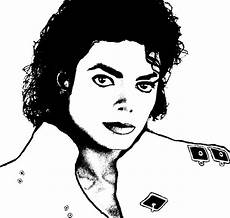 Malvorlagen Jackson Number Interesting Coloring Pages Disegno Michael Jackson