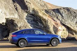 Mercedes Cars  News GLC Coupe Unveiled At New York