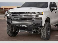 2019 Chevy/GMC 1500 Front & Rear Bumpers