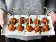 cocktail turkey meatballs_image