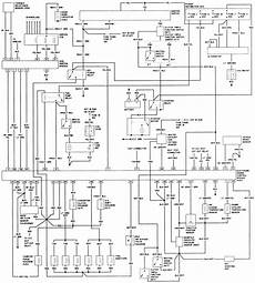 1989 ford bronco 2 wiring diagram repair guides wiring diagrams wiring diagrams autozone