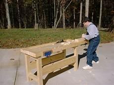Altes Holz Bearbeiten - workbench woodworking