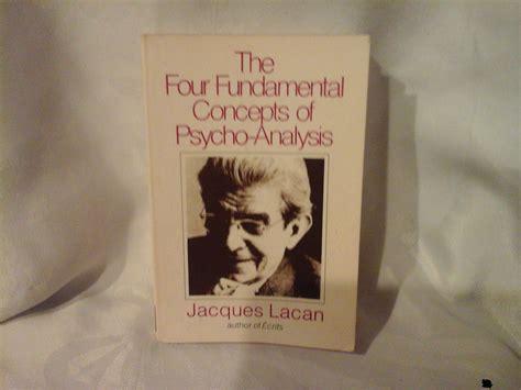 Lacan Four Fundamental