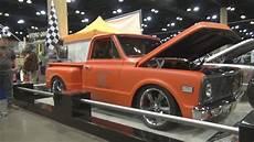1972 chevy c10 stepside truck 2015 world of wheels