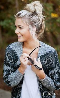 Pretty Winter Hairstyles