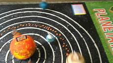 maqueta del sistema solar giratorio youtube