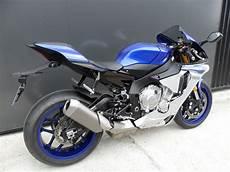 Motos D Occasion Challenge One Agen Yamaha R1 07 2015