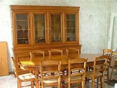 Salle 224 Manger Louis Philippe En Merisier Massif Meubles