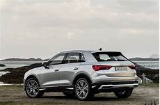2019 audi q3 revealed new small luxury suv grows and embraces its sporty side carscoops