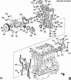 2012 cruze engine diagram 55564507 chevrolet bolt engine front cover bolt eng frt cvr m6x1x60 14 2 od wholesale