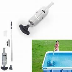 aspirateur de piscine ou spa intex a batterie rechargeable