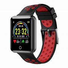 Bakeey Color Screen Smart by Bakeey Q81 Smartwatch 1 54 Inch Hd Color Screen
