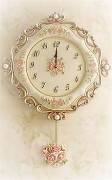 sweet rose clock for rose cottage debbie orcutt rose