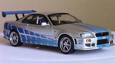 Nissan Skyline Gt R Fast And Furious 1 43 Greenlight